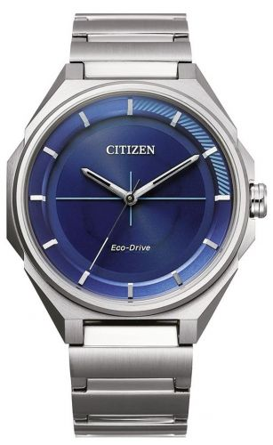 Citizen Eco-Drive Stainless Steel Elegant Men's Watch