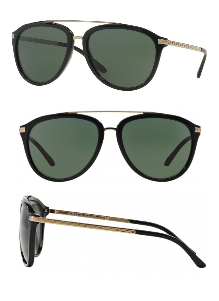 458d2ce80263 Replica Versace Aviator Sunglasses